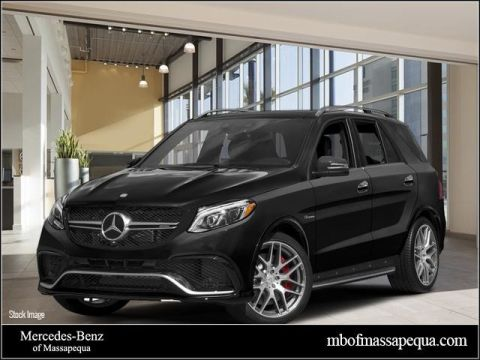 New 2017 Mercedes Benz Gle Amg Gle63 S Coupe In